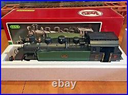 LGB 2085D Mallet Steam Locomotive Runs Great! Original Box G Scale