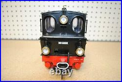 LGB 21741 (2174D) DR Spreewald 2-6-0 Steam Locomotive withSmoke MTS G-Scale