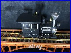 LGB 2177D 0-4-0 Helena Steam Locomotive Original Box G Scale