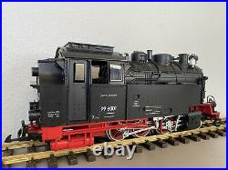 LGB 22801 2-6-2 Harzquer Railway Tank Steam Loco withSmoke & Lights G-Scale