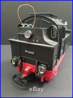 LGB G Scale 2080S 2-6-2 Steam Locomotive Germany Deutsche Reichsbahn #996001