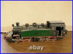 LGB G Scale 2085D Green Mallet Steam Locomotive