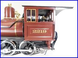 LGB G Scale Pennsylvania 2-6-0 Mogul Steam Locomotive #2219S C#149