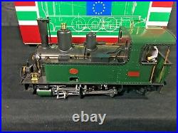 LGB LOCOMOTIVE 2078 G Scale Corpet-Louvet Steam loco. Green No. 51