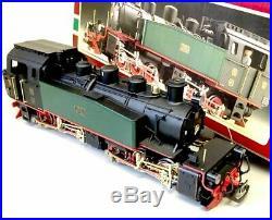 LGB Lehmann 2085D 0-6-6-0 Mallett Steam Locomotive G Scale Figure Missing