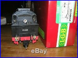 LGB Lehmann G Scale #2080D 2-6-2, Hartz-Querbahn #996001 Tank Steamer, Runs OB