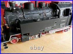 LGB Lehmann G Scale 45mm 2080 D Steam Deutsch Reichbahn 1970s issue