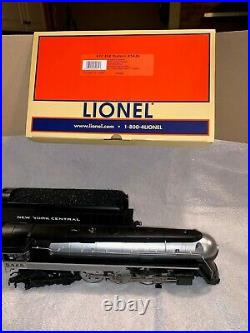 LIONEL 6-82535 New York Central LEGACY Scale J3a Hudson 4-6-4 Loco #5426
