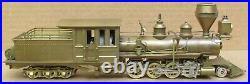 LMB/Lambert On3 Mason Bogie 2-8-6T Steam Engine BRASS O-Scale RARE