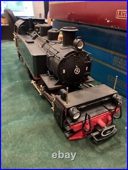 Lgb 0-6-6-0 Mallett Articulated Steam Locomotive 2085d G Scale