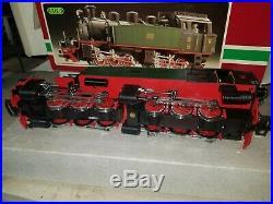 Lgb 2085D G scale 0-6-6-0 Mallet Steam Locomotive