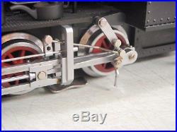 Lgb Field Railway Steam Locomotive 20140 Garden Railroad G Scale Train Engine