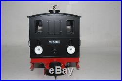 Lgb G Scale #20180 Deutsche Reichsbahn 0-4-0 Steam Locomotive Engine, Boxed