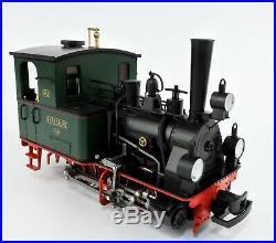 Lgb G Scale 20181 Franzburg 0-4-0 Steam Locomotive