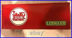 Lgb G Scale 2051 Db Diesel Locomotive Original Box