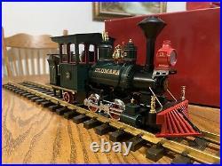 Lgb Olomana G Scale Steam Locomotive 22130