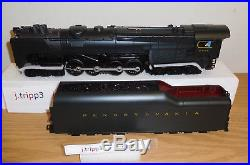 Lionel #38028 Pennsylvania S2 Turbine Scale Steam Engine Tender Locomotive Train