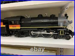 Lionel 8-85106 Large Scale 4-4-2 Chessie Steam Locomotive & Tender w orig box