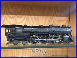 Lionel O Gauge 763E Semi-Scale Hudson Loco with2226W Tender c. 1940 Ex