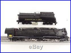 Lionel O Scale JLC Chesapeake and Ohio C&O H-7 2-8-8-2 Steam Engine Item 6-38058