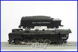 Lionel O Scale New York Central NYC L-3a Mohawk 4-8-2 Steam Engine 6-18064 NO GO