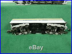 Lionel Scale #6-18043 Chesapeake & Ohio Hudson Steam Locomotive Tmcc Boxed