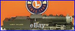 Lionel Tmcc Long Island Ten Wheeler 4-6-0 Steam Engine 6-38005! O Scale Lirr