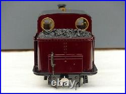 Live Steam 16mm SM32 G-scale Roundhouse Taliesin model steam locomotive R/C 45mm