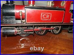 Live Steam 3.5 Gauge Scale Coal Fired Rob Roy Tank Engine Loco Locomotive 0-6-0