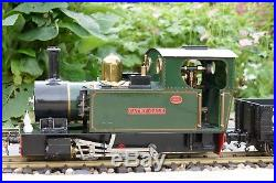Live Steam Locomotive 16mm G Scale Garden Railway