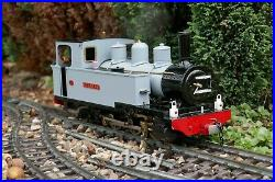 Live Steam Roundhouse Locomotive 16mm G Scale Radio Control