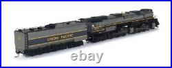 MTH 80-3201-1 HO Scale Union Pacific 4-6-6-4 Steam Loco & Tender withSnd #3979 LN