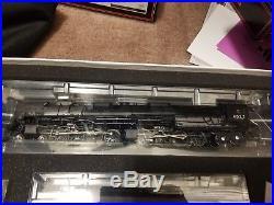 MTH 80-3255-1 HO SCALE Union Pacific 4884 Big Boy Steam Engine #4023 w coal tend