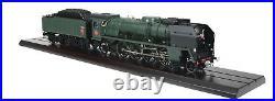 MTH O French Argentan 141P 2 Rail NEM Scale Die-Cast Steam withDCC 20-3487-2