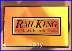 MTH O SCALE 30-1317-1 2-8-4 Pere Marquette Berkshire Steam Locomotive & Tender