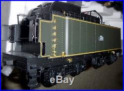 MTH O SCALE Premier Era II Class 241A Steam Engine ETAT LINE PS3.0 20-3404-1 NIB