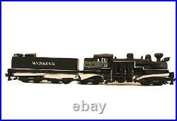 MTH O Scale 20-3023-1 W. V. P. &P. Shay Steam Locomotive & Tender OB
