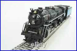 MTH O Scale NYC & StL Golden Spike 2-8-4 Berkshire Steam Engine P2 20-3063-1