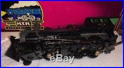 MTH O Scale Philadelphia & Reading 19th Century 2-8-0 Steam Engine 20-2177-1