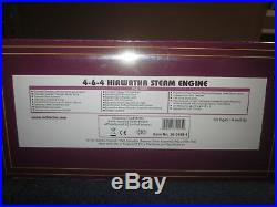 MTH O Scale Premier 4-6-4 Hiawatha Steam Engine withProto-Sound 3.0 #MM