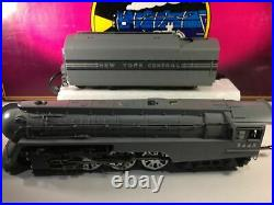MTH Premier O Scale NYC 4-6-4 DREYFUSS STEAM ENGINE 20-3045-1 New in Box