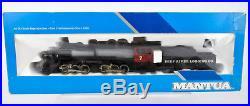 Mantua Ho Scale 325-124 Deep River Logging Co. 2-6-6-2 Steam Engine #7