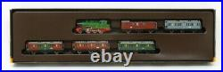 Marklin 8104 Z Scale Steam Locomotive/Passenger Car Set NIB