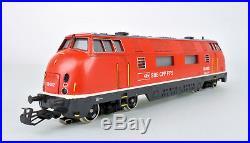 Marklin Ho Scale 3184 Sbb/cff/ffs Die Cast Am4/4 Diesel Engine #18462