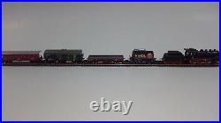 Marklin Z Scale Mini Club 8803 2-6-0 Steam Locomotive & Tender With 4 Cars Lot