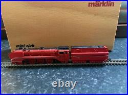 Marklin spur z scale/gauge. Krause-Mafei Steam Locomotive & Tender