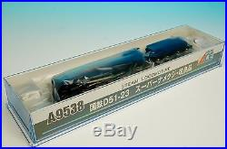 Micro ACE A9538 JNR Steam Locomotive Type D51-23 (N Scale) New