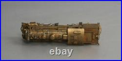Models West BRASS HO Scale CNJ 4-6-4T Steam Locomotive EX/Box