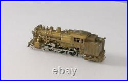 Models West BRASS HO Scale CNJ H1s 4-6-4T Steam Locomotive EX/Box