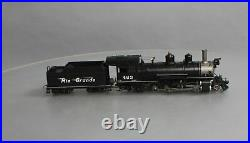 Mountain Model Imports DC1007-5 BRASS On3 Scale K27 2-8-2 Steam Loco & Tender LN